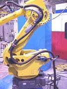 Boom Bar & Robot Mounting
